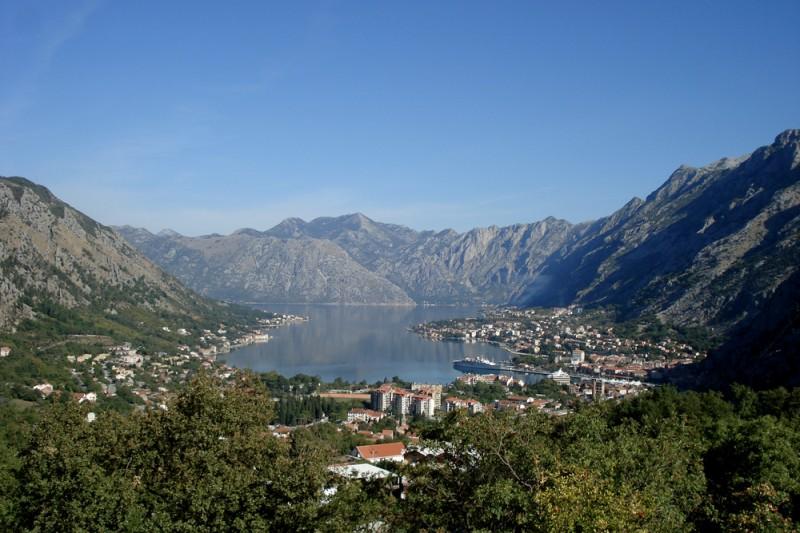 Отдых в Черногории: путешествие к заливу пяти тысячелетий