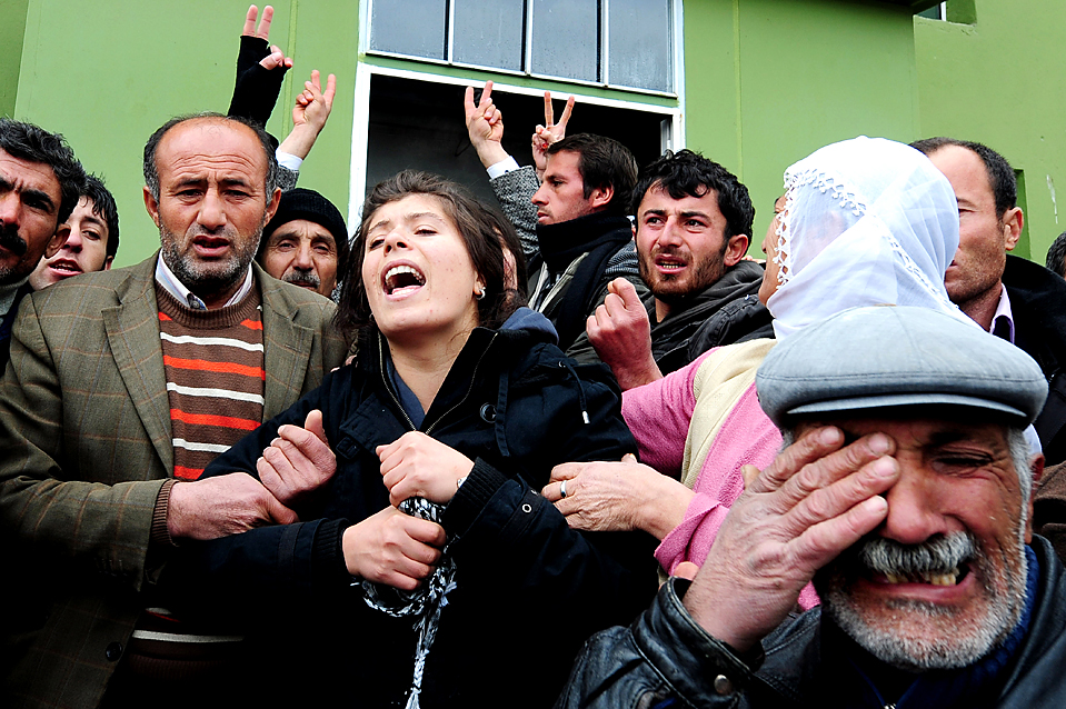 TURKEY-KURDS-FUNERAL-DEMO