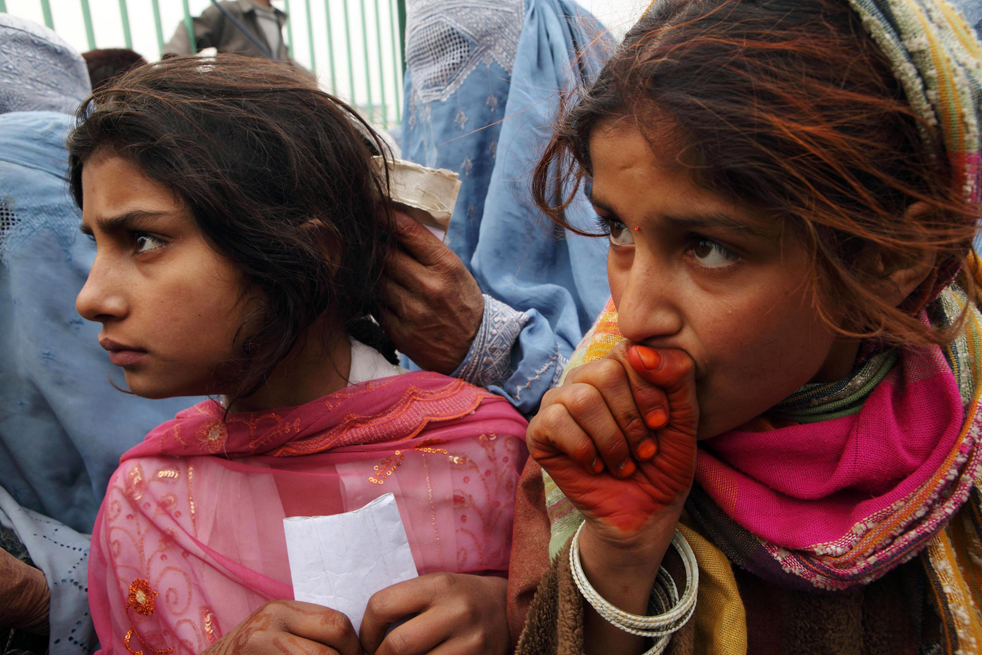 11. Управление верховного комиссара по делам беженцев (UNHCR), предоставляющее помощь афганцам, было образовано в 1950 году. (Getty Images / Majid Saeedi)