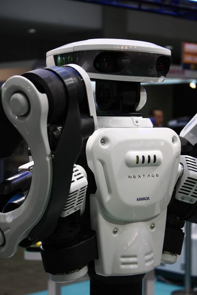 Роботы в Токио