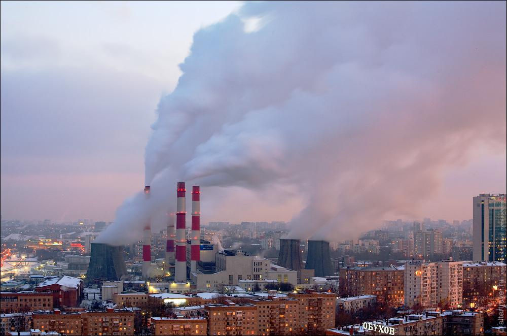 7. Генератор облаков — ТЭЦ №20.