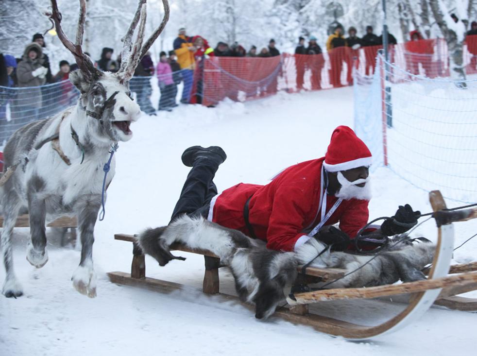 santa140 Санта Клаусы во всем мире