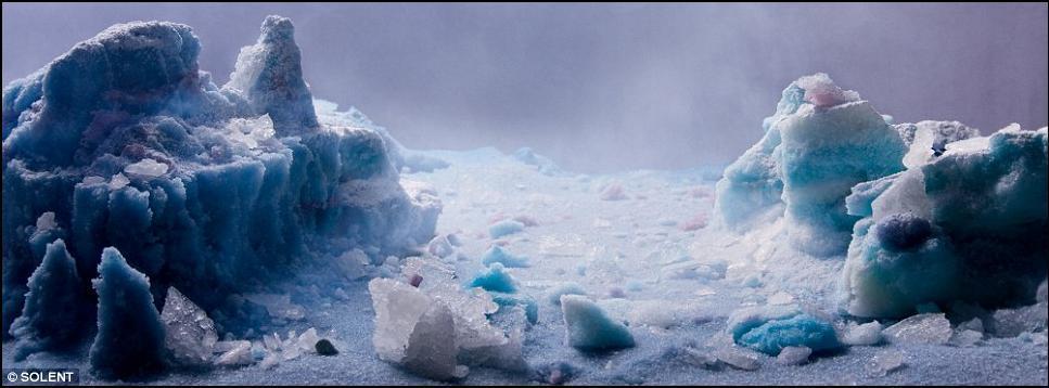 1) Арктика.