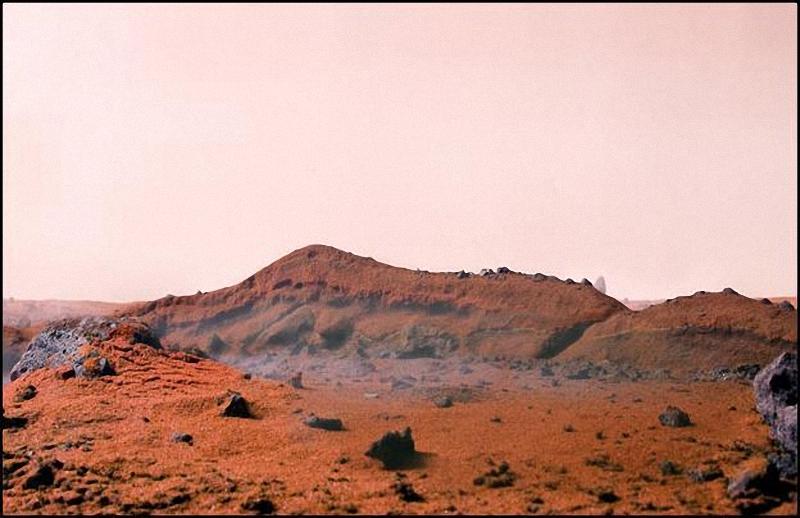 2) Марс.