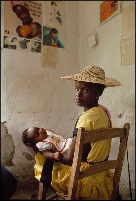 Гаити - задолго до катастрофы