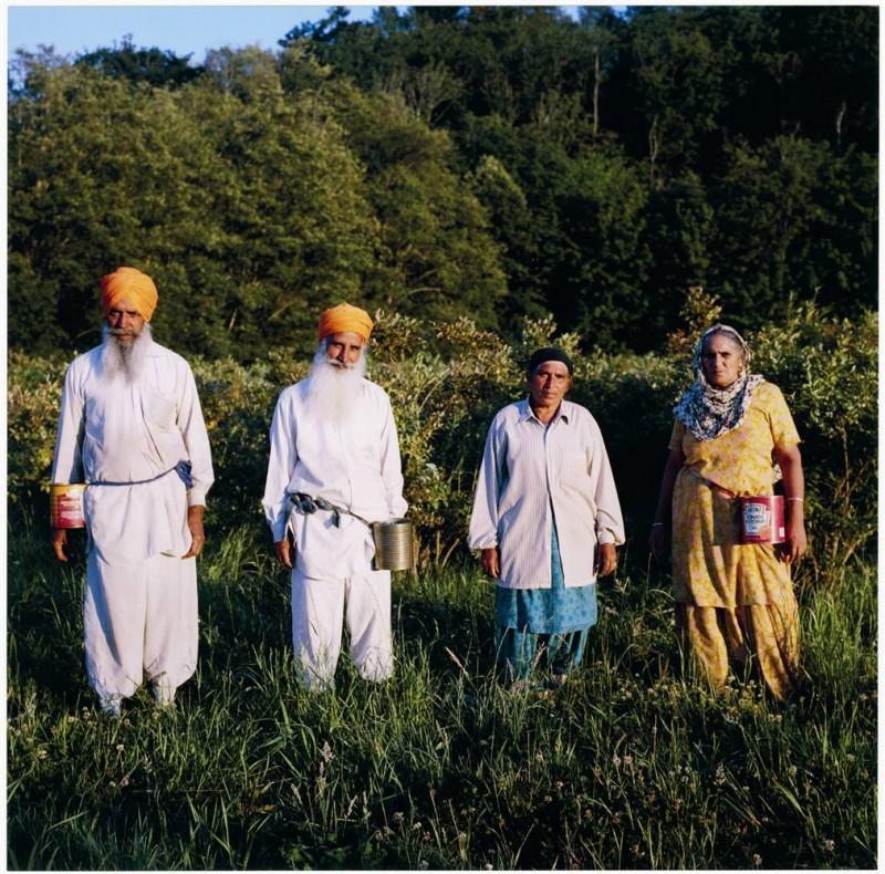 5. Собиратели ягод на ферме «Sidhu Farm» в Пуйаллапе, Вашингтон. (Anna Mia Davidson / Character Project)