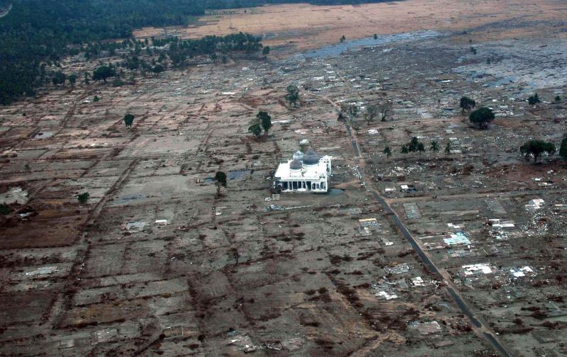 30 природных катастроф