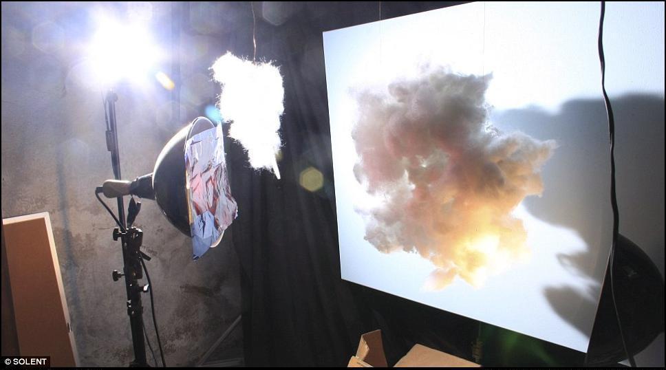 5) Техника съемки облаков.