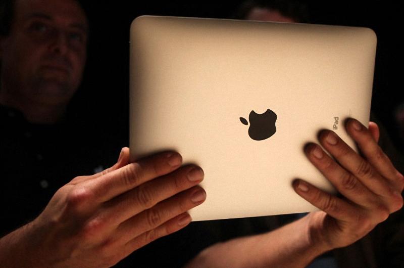 6. Планшет iPad не имеет камеры и возможности просматривать анимацию Adobe Flash. (Kimberly White/Reuters)