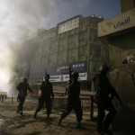 Атака талибов в Кабуле