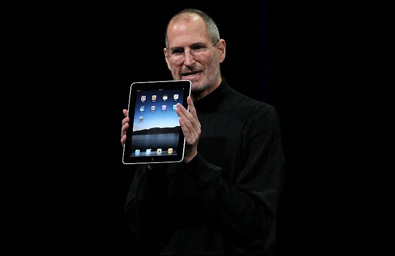 Презентация новинки от Apple iPad