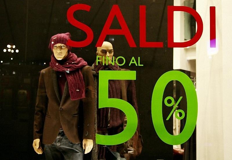 10) Витрина одного из миланских магазинов. (Vittorio Zunino Celotto/Getty Images)
