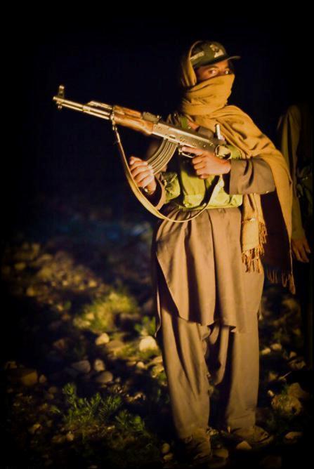 9) Портрет боевика BLA.P