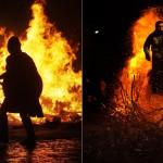 Два огненных праздника