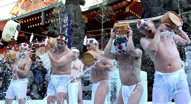 7) Отмечают, что число прихожан в Японии увеличилось. (Junko Kimura/Getty Images)