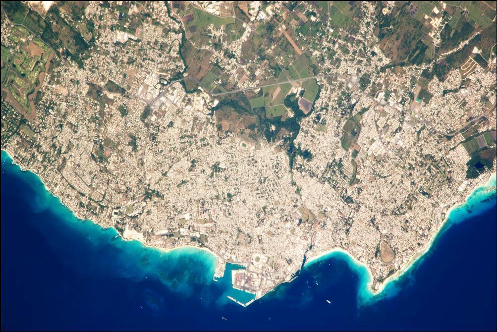 18) Барбадос.