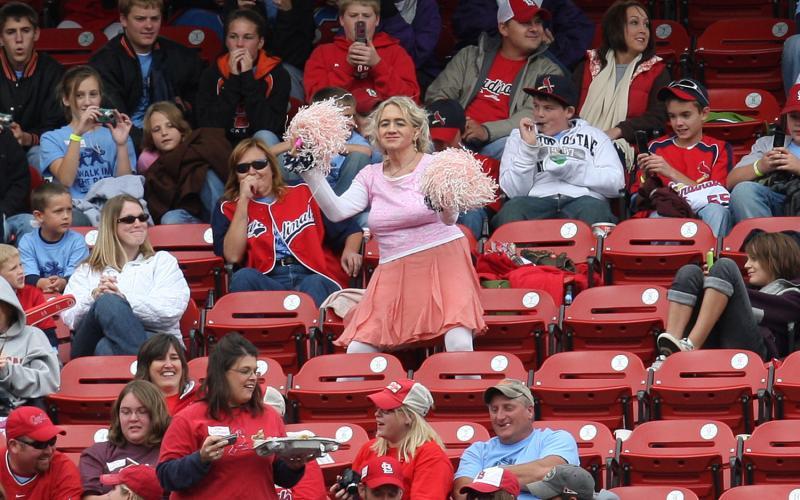 Девушки из группы поддержки NFL2010