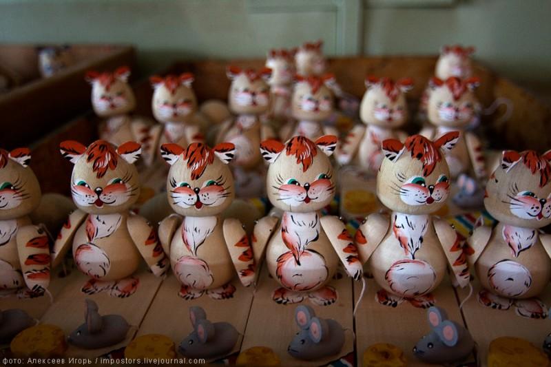 Богородская фабрика игрушек