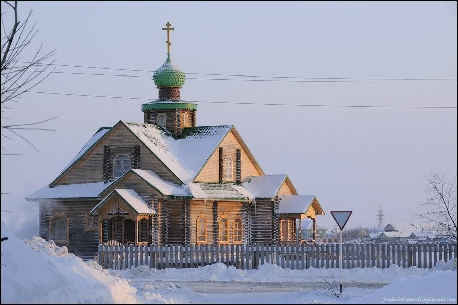29) Церковь Николая-Чудотворца.
