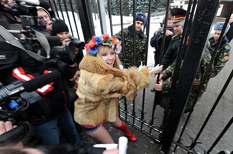 Киевская пародия на ЭКЗит пол