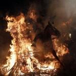 Las Luminarias: Очищение огнем
