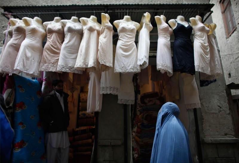 Афганистан декабрь 2009