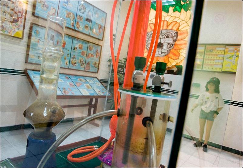 drug18 Музей наркотиков в Мексике