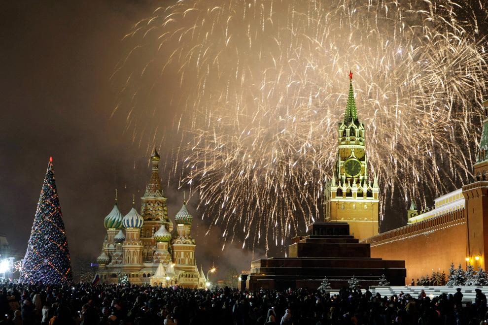 Москва Новый Год 2014 Программа