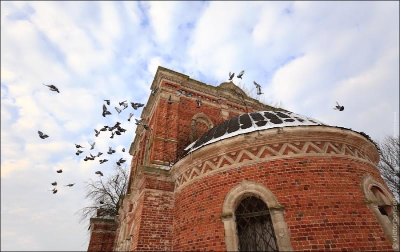 Церкви Тульской области