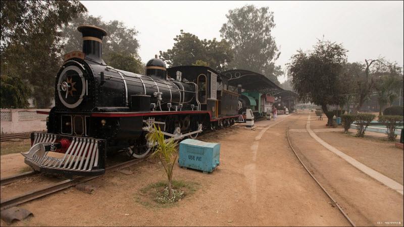 Музей железных дорог Индии