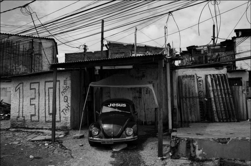 Жардим Эдит, фавел в Сан-Паулу