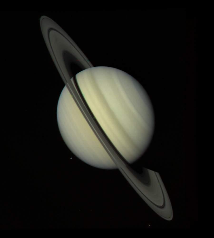 0129 Тайны Сатурна