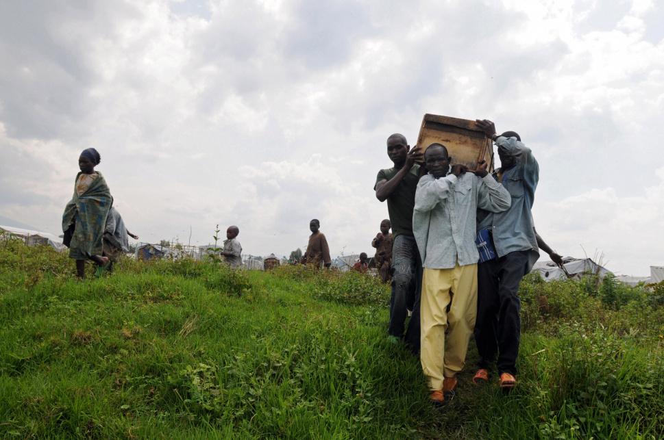 1.  Kongo Timur: