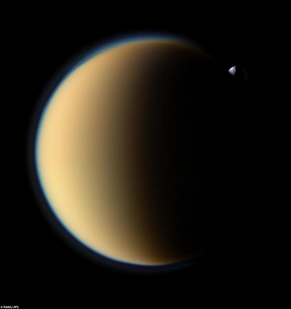 01) Тетис за Титаном