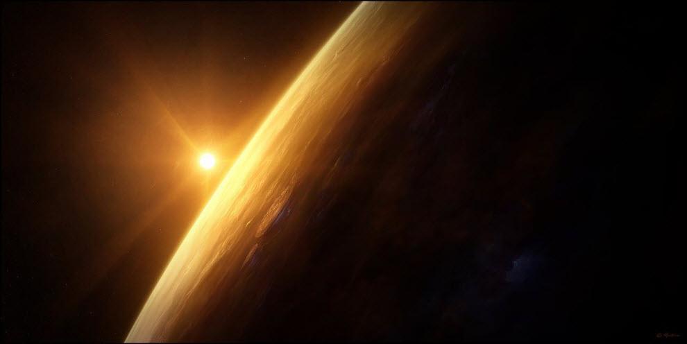 02) Венера – Восход