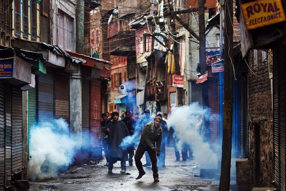 2.  Kashmir: