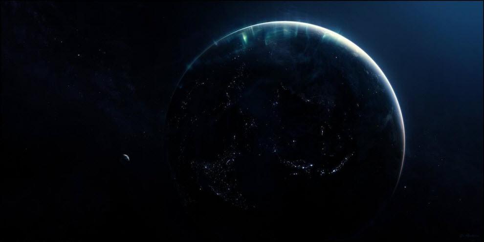 04) Земля  –  Драгоценный камень