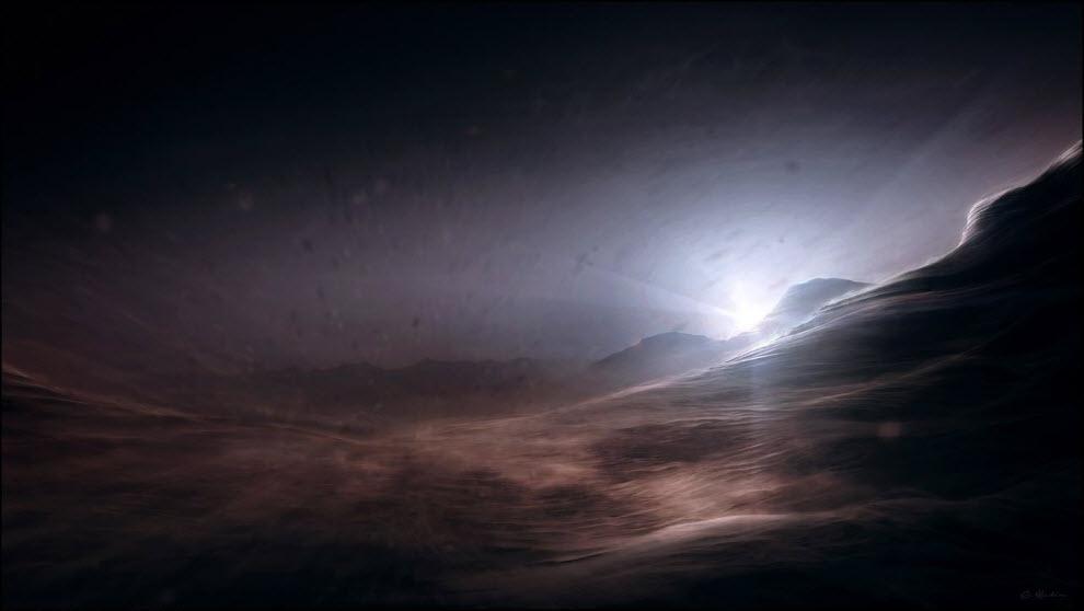 05) Марс - Сезонные ветры