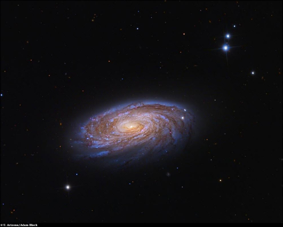 05) Мессье 88.