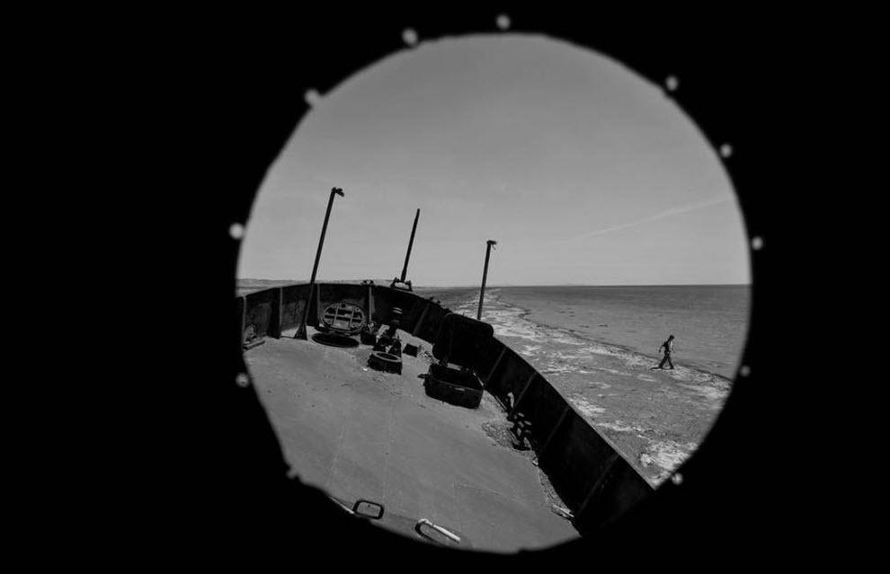 07) Еще один мертвый корабль.