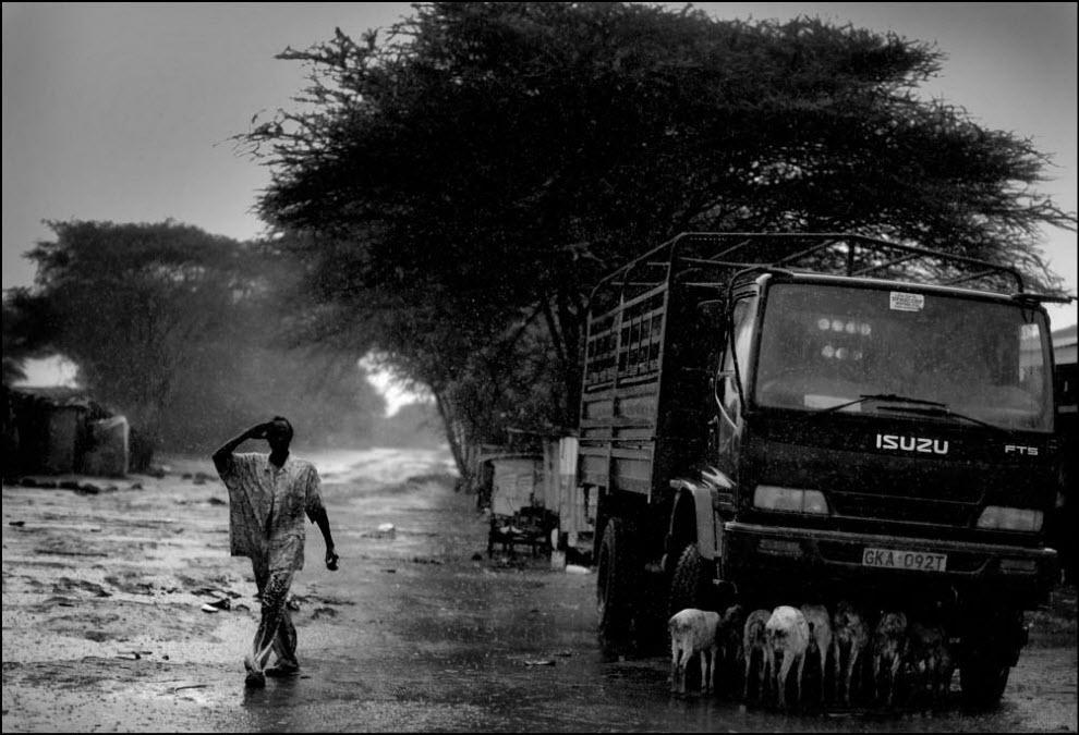 07) Либои - пограничный город, основной перевалочный пункт беженцев из Сомали.