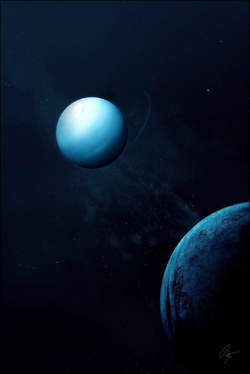 09) Уран