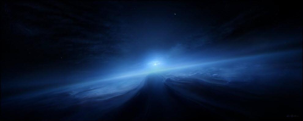 10) Нептун – Небеса Нептуна
