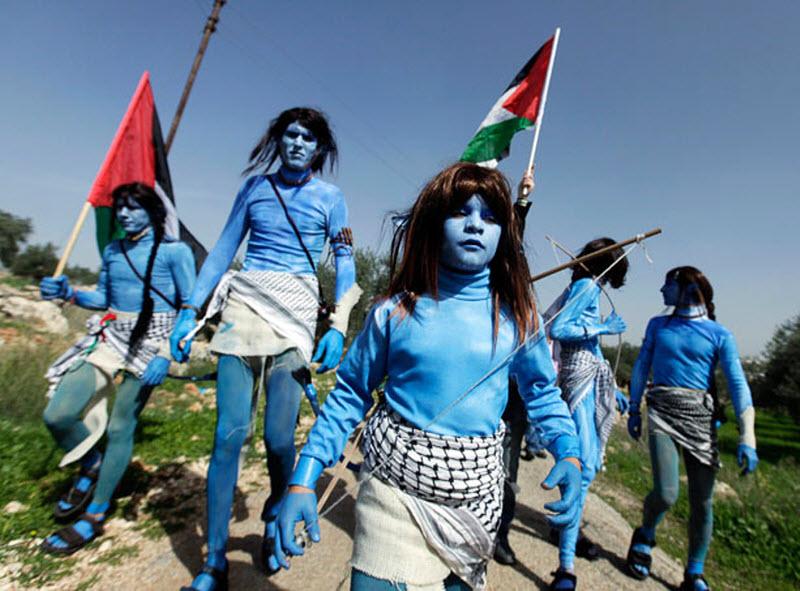 1108 Палестинские Аватары