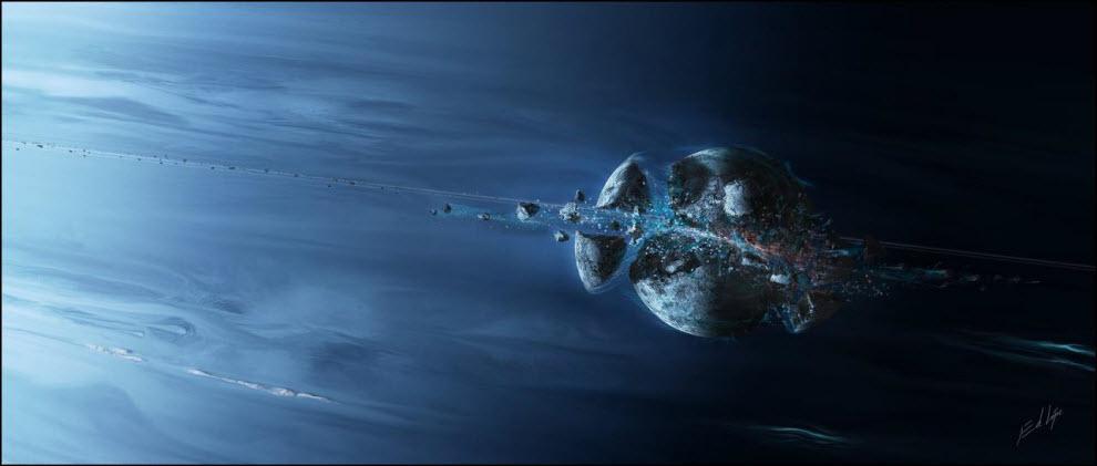 11) Нептун – Смерть Тритона