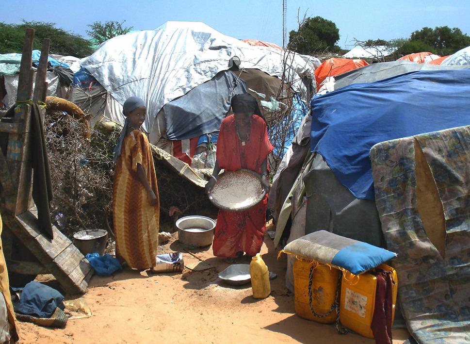 10.  Somalia:
