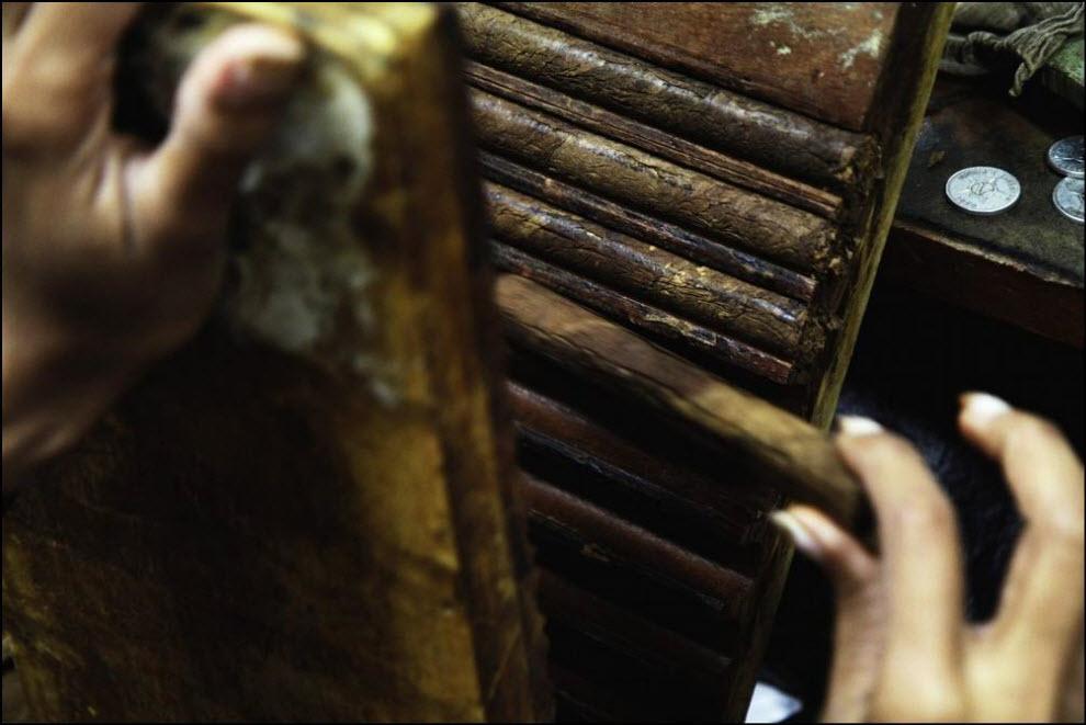 Cuba cigarro tabaco