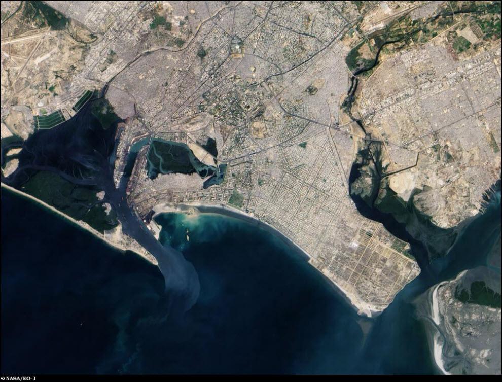 12) Карачи, Пакистан.
