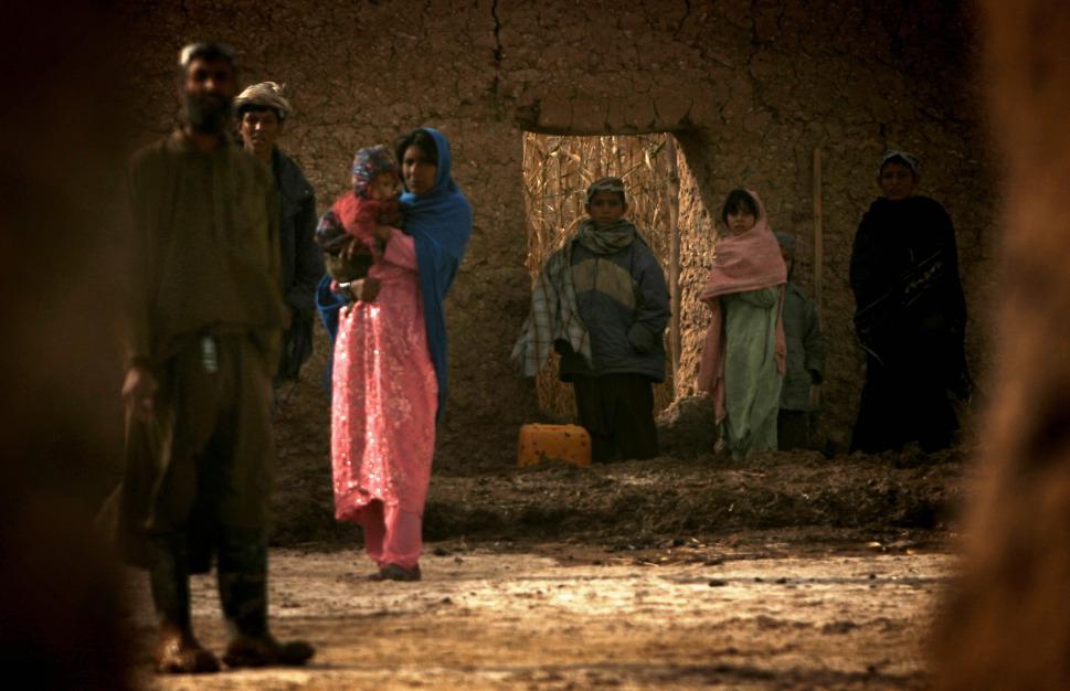 15.  Afghanistan: