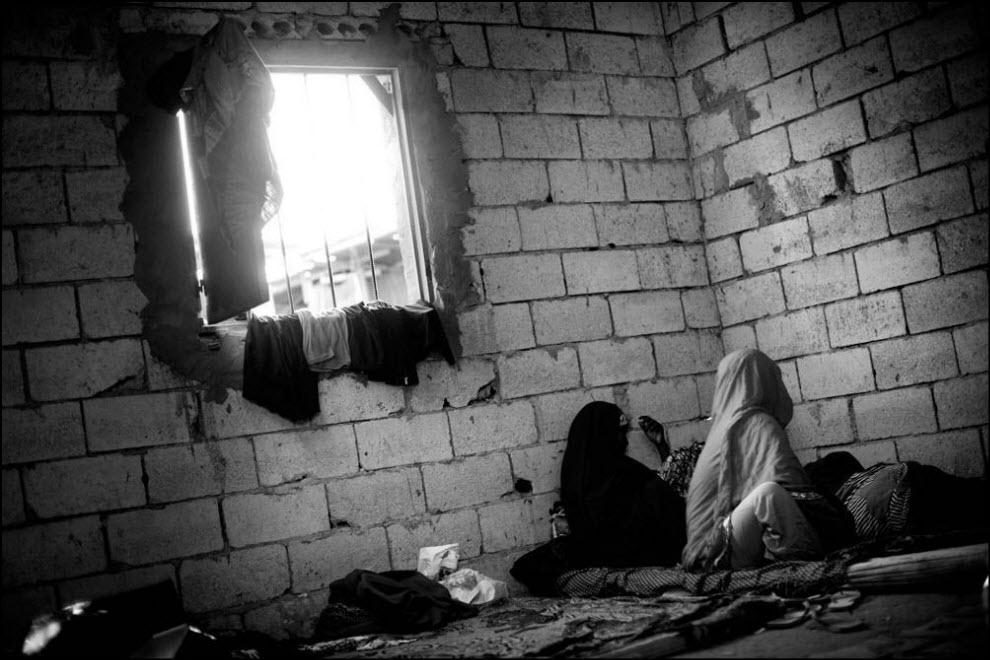 17) Беженцы в Адене.